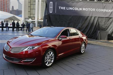 Ford May Develop New Models As Part Of Lincoln Brand Revival Reuters