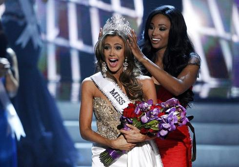 Miss USA crowned