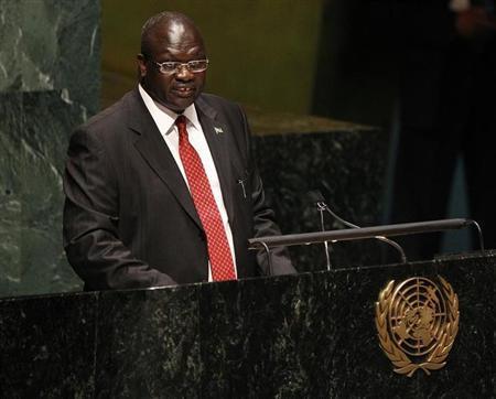South Sudan's vice president to visit Khartoum