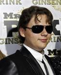 Filho mais velho de Michael Jackson, Prince Jackson, chega a evento no Beverly Wilshire Hotel, em Beverly Hills, em outubro de 2012. Prince deve depor nesta quarta-feira no processo movido por sua família contra a produtora de shows AEG Live, disse um advogado da família. 11/10/2012 REUTERS/Jonathan Alcorn/Files