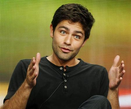 Cast member of the HBO series 'Entourage' Adrian Grenier takes part in a panel discussion about the show during the HBO session at the 2011 Summer Television Critics Association Cable Press Tour in Beverly Hills, California July 28, 2011. REUTERS/Fred Prouser