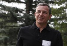 CEO of The Walt Disney Company Bob Iger attends the Allen & Co Media Conference in Sun Valley, Idaho July 13, 2012. REUTERS/Jim Urquhart