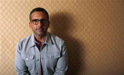 """Actor Steve Carell poses for a portrait while promoting his upcoming movie """"Despicable Me 2"""" in Los Angeles, California June 14, 2013. REUTERS/Mario Anzuoni"""