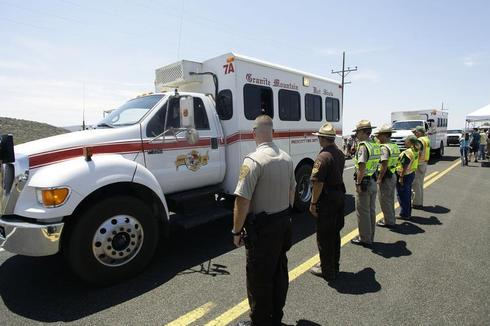 Mourning Arizona's firefighters
