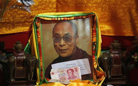 Wary Tibetans mark Dalai Lama's birthday quietly in China