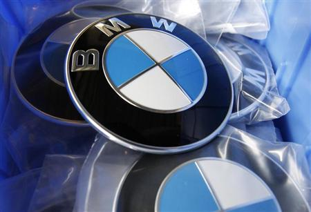 BMW extends sales lead over German rivals in June