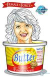 """The cover of """"Female Force: Paula Deen"""" is shown in this handout publicity photo released to Reuters July 10, 2013. REUTERS/Bluewater Productions/Handout via Reuters"""