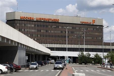 A general view of Terminal F at Sheremetyevo airport in Moscow July 12, 2013. REUTERS/Sergei Karpukhin