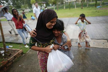 Special Report: Thai authorities implicated in Rohingya