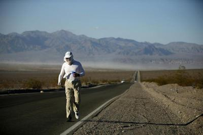 Death Valley's Ultramarathon