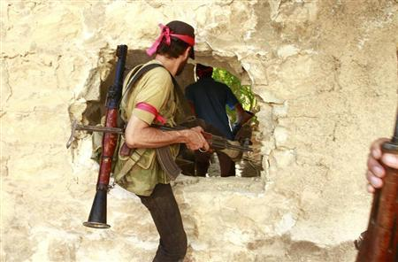 Exclusive: U.S. congressional hurdles lifted on arming Syrian rebels