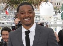 """Director Ryan Coogler attends a photocall for the film """"Fruitvale Station"""" at the 66th Cannes Film Festival in Cannes in this May 16, 2013 file photo. REUTERS/Regis Duvignau/Files"""