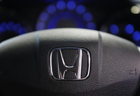 Honda seeks to recover U S  market share