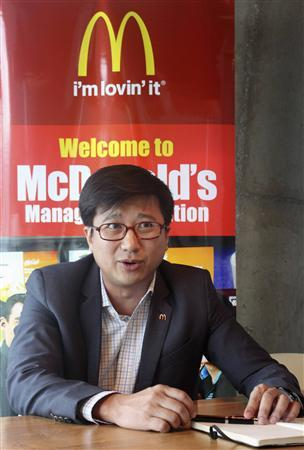 Tycoon's 10-year crusade to get a Big Mac in Vietnam - Reuters