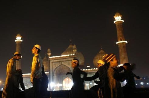 Eid preparations in India