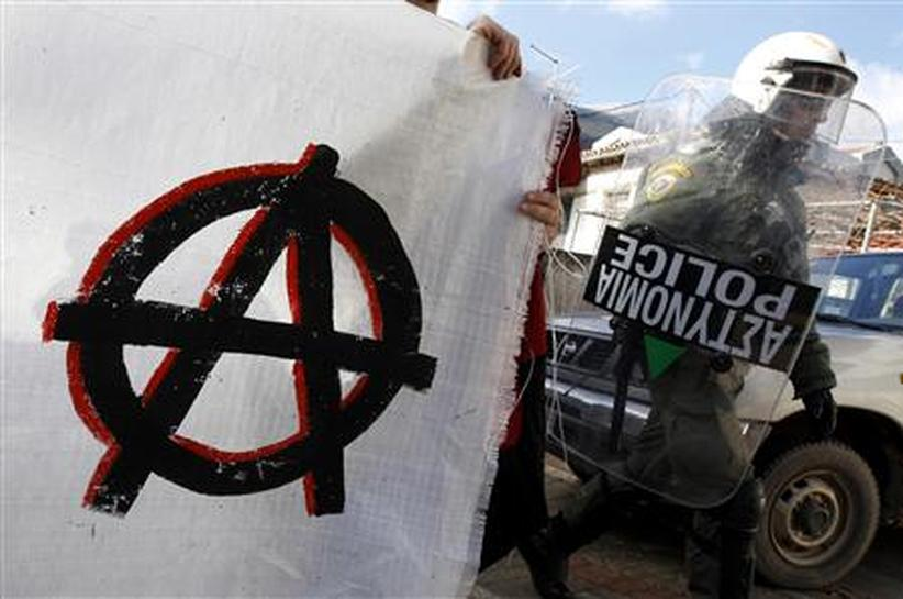 Special Report: Inside Greece's violent new anarchist groups