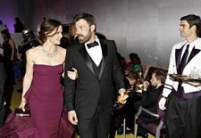 Jennifer Garner y Ben Affleck en la Ceremonia 85 de los Premios Oscar en Hollywood. REUTERS/ Lucas Jackson (ESTADOS UNIDOS - ENTRETENIMIENTO)