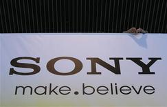 Sony superó un millón de pedidos de todo el mundo por su nueva consola PlayStation 4, dijo el martes el jefe de la división de entretenimiento de Sony. En la foto de archivo, el logo de la compañía en sus oficinas centrales en Tokio. Mayo 22, 2013. REUTERS/Toru Hanai