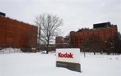 Vista general de una fábrica casi abandonada de Kodak en Rochester, Nueva York. Archivo. REUTERS/Carlo Allegri. La empresa Eastman Kodak Co, que fuera pionera de la fotografía, logró el martes que una corte aprobara un plan para emerger de la bancarrota como una compañía de imágenes digitales mucho más pequeña.