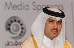 Le fonds souverain du Qatar, dirigé par le général Ahmed Al-Sayed (photo), est en train de débaucher des banquiers chevronnés pour réduire sa dépendance vis-à-vis de l'Europe et diversifier ses avoirs, notamment en Asie et aux Etats-Unis. /Photo d'archives/REUTERS