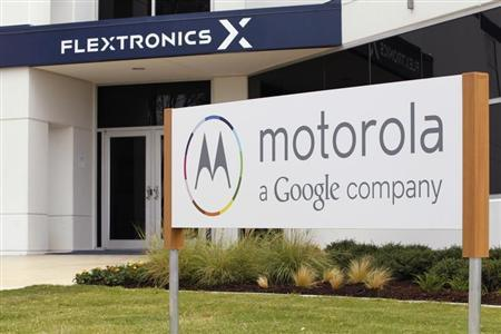 The Flextronics plant that will be building the new Motorola smartphone ''Moto X'' is pictured in Fort Worth, Texas September 10, 2013. REUTERS/Mike Stone