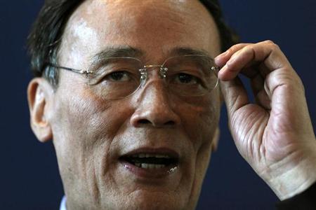 焦点:中国の汚職撲滅運動、「ミスタークリーン」王岐山氏に強大な権限