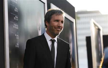 Director of the movie Denis Villeneuve poses at the premiere of ''Prisoners'' at the Academy of Motion Picture Arts and Sciences in Beverly Hills, California September 12, 2013. REUTERS/Mario Anzuoni