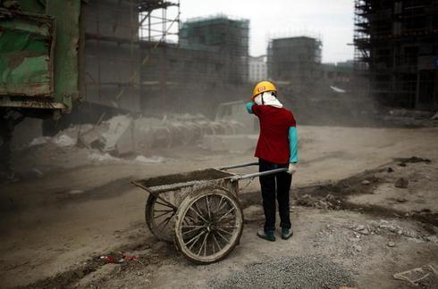 China's women workforce