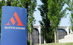 A general view of Arnoldo Mondadori's headquarters in Segrate, outside Milan in this April 21, 2011 file photograph. REUTERS/Paolo Bona/Files