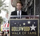 Film and television producer Jerry Bruckheimer speaks during ceremonies unveiling his star on the Hollywood Walk of Fame in Hollywood June 24, 2013. REUTERS/Fred Prouser