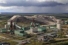A general view of a Uralkali potash mine near the city of Berezniki in the Perm region close to Russia's Ural mountains August 26, 2013. REUTERS/Sergei Karpukhin