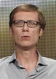 "Stephen Merchant, cast member, executive producer and director of HBO's series ""Hello Ladies"" takes part in a panel discussion at the Television Critics Association Cable TV Summer press tour in Beverly Hills, California in this July 25, 2013 file photograph. REUTERS/Fred Prouser/Files"
