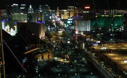 Un garçon de neuf ans a déjoué les dispositifs de sécurité de l'aéroport de Minneapolis, dans l'Etat américain du Minnesota, et s'est introduit dans un avion pour Las Vegas, plus grande ville du Nevada, connue pour ses casinos et sa vie nocturne. /Photo d'archives/REUTERS/Mario Anzuoni