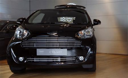 Aston Martin Scraps Cygnet City Car After Dire Sales Reuters - Aston martin cygnet for sale