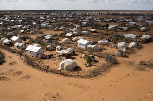 Kenya's Dadaab refugee camp