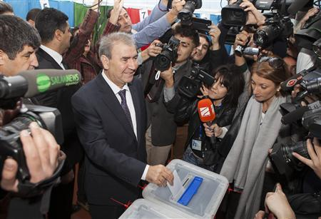 Azeri opposition to contest presidential election result in court