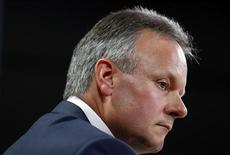 Bank of Canada Governor Stephen Poloz takes part in a news conference upon the release of the Monetary Policy Report in Ottawa July 17, 2013. REUTERS/Chris Wattie