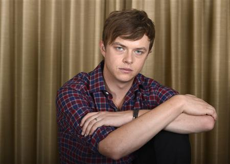 Actor Dane DeHaan poses during a media event promoting the film ''Kill Your Darlings'' in Los Angeles in this file photo from October 3, 2013. REUTERS/Phil McCarten/Files
