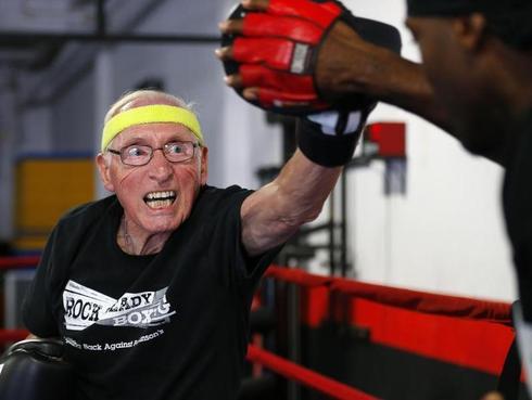 Fighting Parkinson's