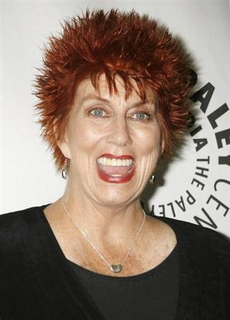 Actress Marcia Wallace arrives for a salute celebrating the 35th anniversary of ''The Bob Newhart Show'' television series hosted by TV Land and The Paley Center for Media in Beverly Hills, California September 5, 2007. REUTERS/Fred Prouser