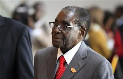 Zimbabwe court scraps controversial Mugabe insult law