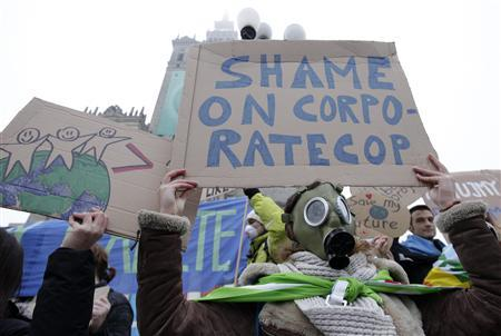 Green groups quit Warsaw climate talks over lack of progress