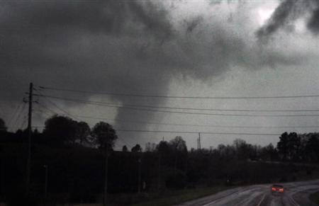 National Standards Urged For U S Tornado Protection