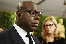 British film director Steve McQueen is interviewed at the 5th Annual Academy of Motion Picture Arts and Sciences Governors Awards in Hollywood November 16, 2013. REUTERS/Fred Prouser