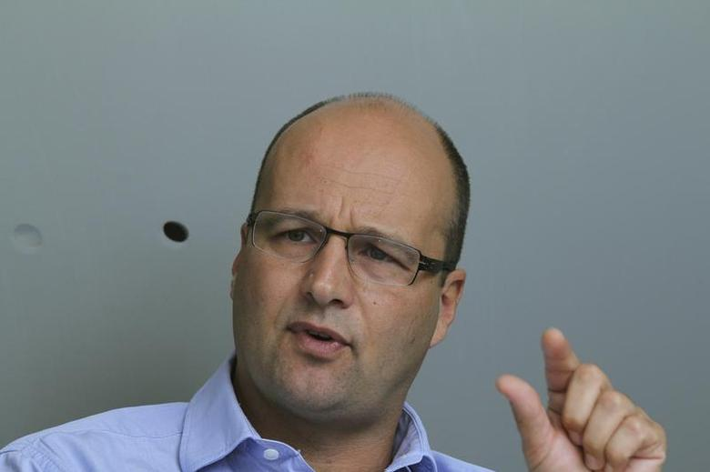 Unilever CFO Jean Marc Huet speaks during the Reuters Global Consumer and Retail Summit in London September 10, 2013. REUTERS/Benjamin Beavan