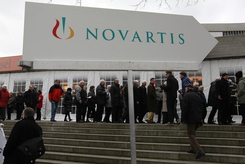 Novartis aims to show strength with muscle wasting drug