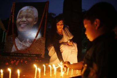 Remembering Mandela