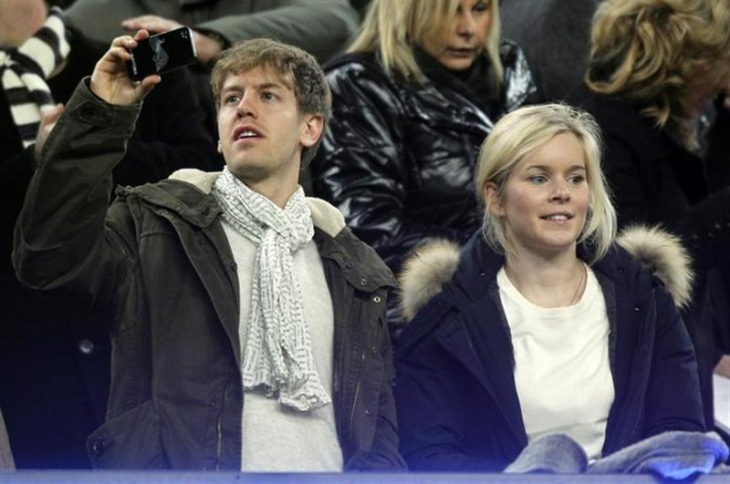 Sebastian Vettel Girlfriend