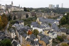 Вид на Люксембург 11 октября 2013 года. Люксембург остается самой богатой страной Европейского союза, а Болгария, несмотря на ряд улучшений в последние три года, по прежнему самая бедная, свидетельствуют данные Eurostat. REUTERS/Francois Lenoir