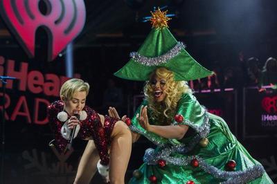 Jingle Ball concert in New York